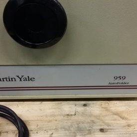 Martin Yale 959 Autofolder, 5105 (5)