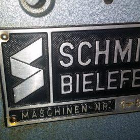 Schmidt K52, M-Nr. 1-832 (kayser druck) (2)