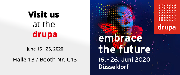 AGM Graphics at the Drupa 2020