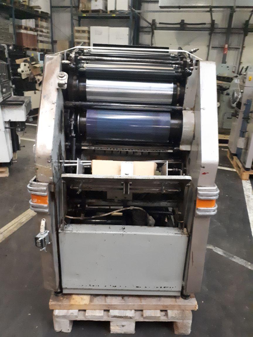 Agm Anwar Graphische Maschinen 187 Rotaprint R30