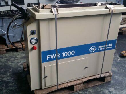 Herbert Stamm Typ FWR 1000