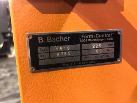 Bacher 1510