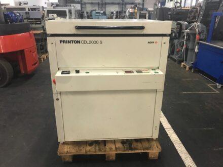 Agfa Printon CDL 2000 S