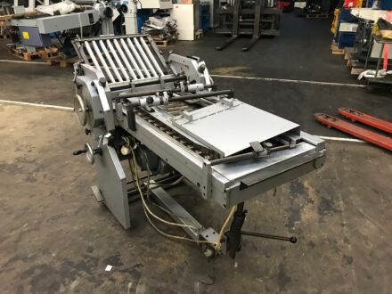 MBO Accessories Folding Machines