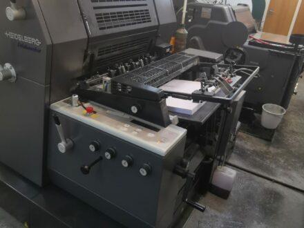 Heidelberg PM GTO 52-1